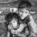 La lutte contre la pauvreté