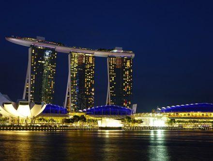 Voyage vers l'Asie : Destination Singapour