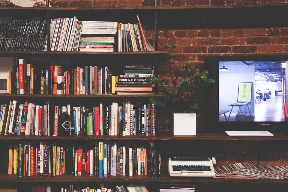 Téléphone bibliothèque