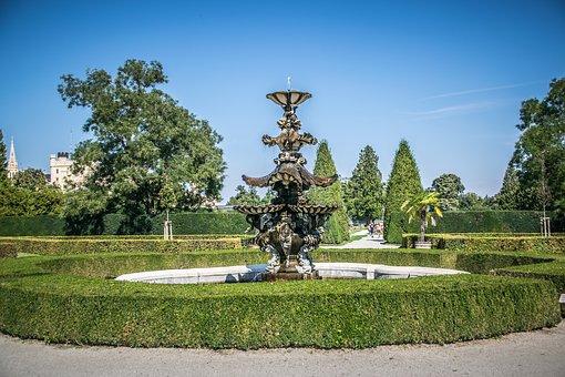fontaines de jardin