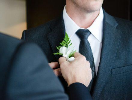 Témoin d'un(e) marié(e)